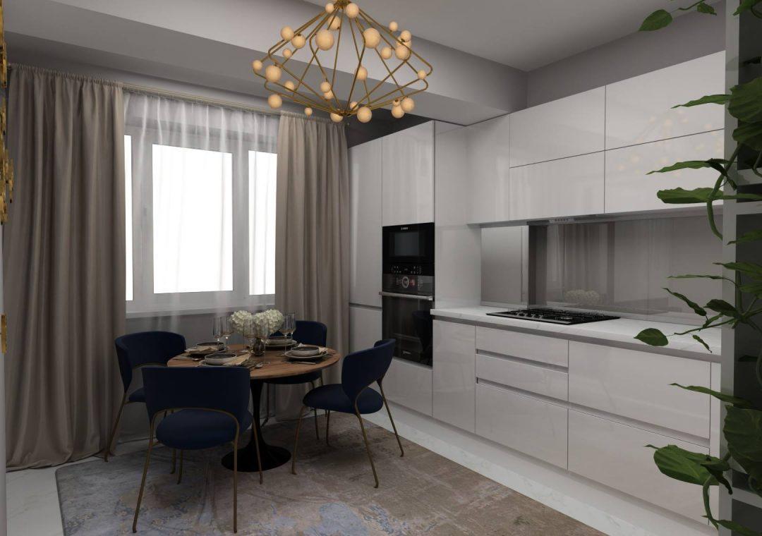 Design Interior Apartament stil Modern